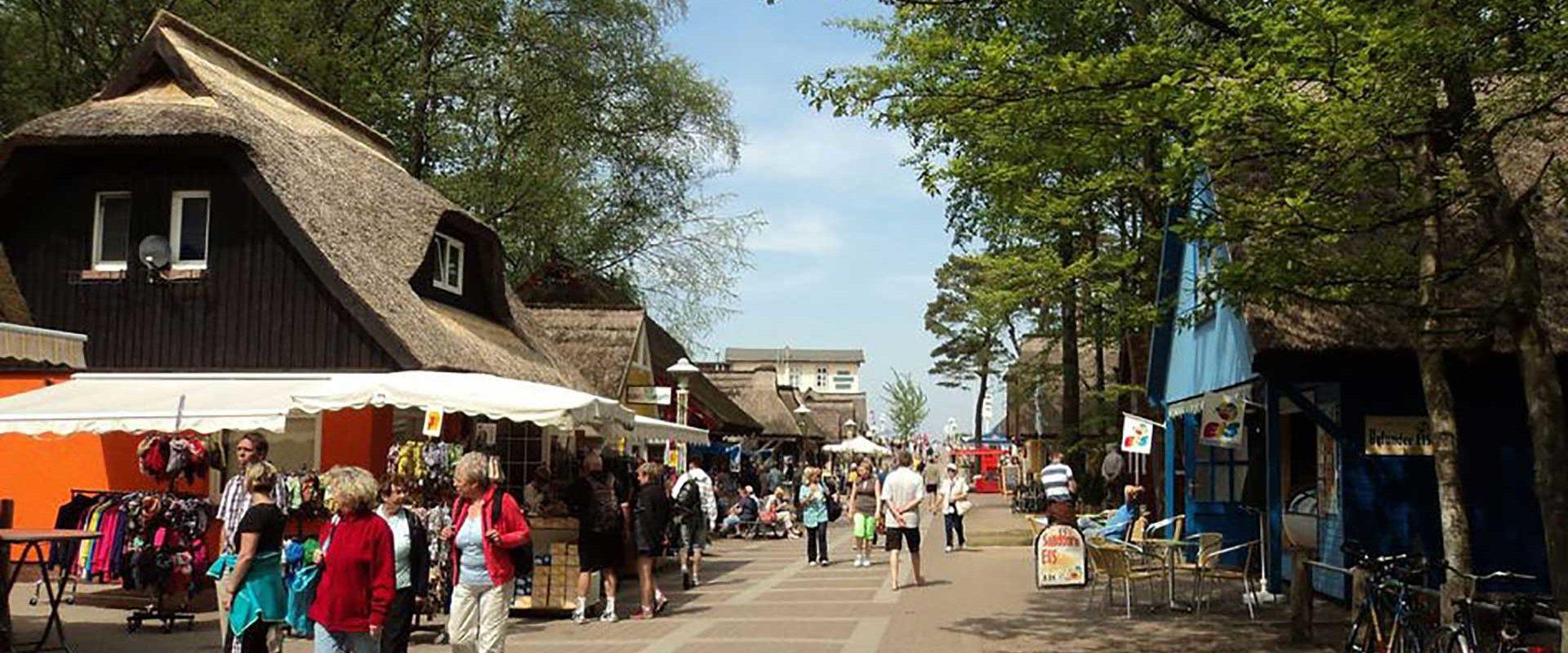 Ferienwohnung Apfelgarten Prerow (Darß / Ostsee)